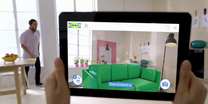 IKEAのARアプリ