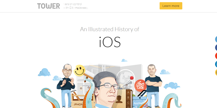 iPhone愛用者は必見!? iOSの進化を振り返ってみよう