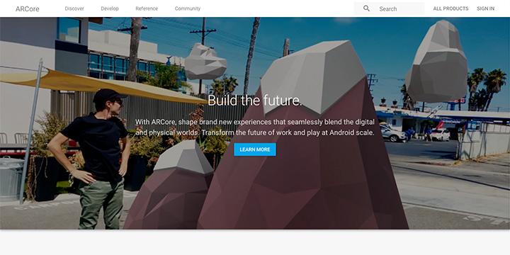Googleの新ARフレームワーク「ARCore」誕生!