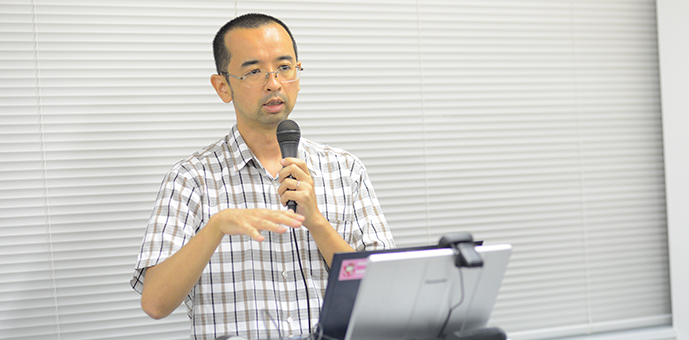 株式会社ソニーコンピュータサイエンス研究所 大和田茂氏