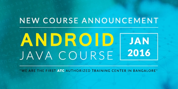 インド校でAndroidアプリ開発認定講座を開講します