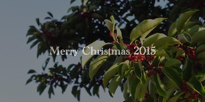 クリスマスデザインのWebキャンペーンサイト2015