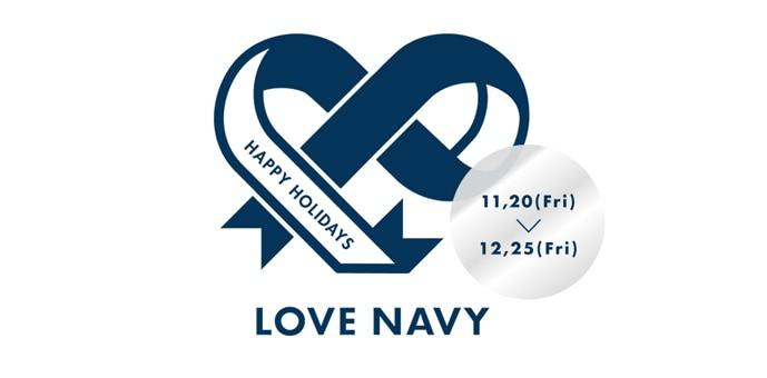 LOVE NAVY