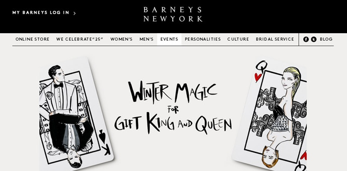 WINTER MAGIC FOR GIFT KING AND QUEEN