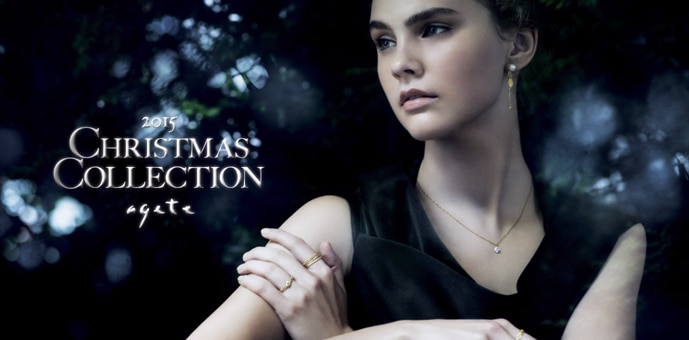 ChristmasCollection 2014   agete(アガット)