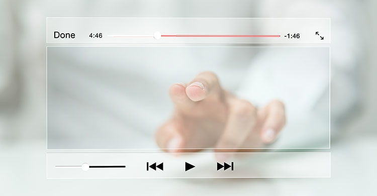 Web動画でリッチなWeb制作を!動画コンテンツの効果と制作方法