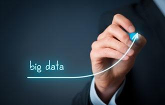 急成長するビッグデータ市場