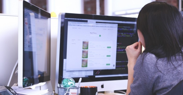 Webデザイナーの派遣時給は高い!?2018年3月の市場動向