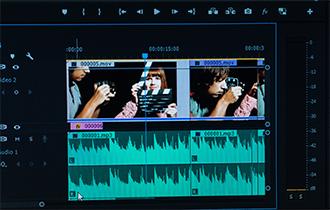Adobe CCを使った動画(映像)・音声編集