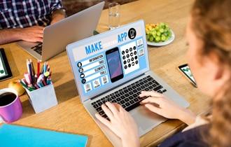 アプリを簡単に自作することができるって本当?