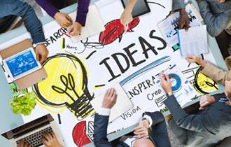 【1】業務効率化やアイデアの具現化に役立てる