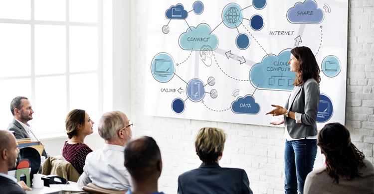 【Cisco研修】CCNA/CCNP資格の受験対策講座を企業研修で行う