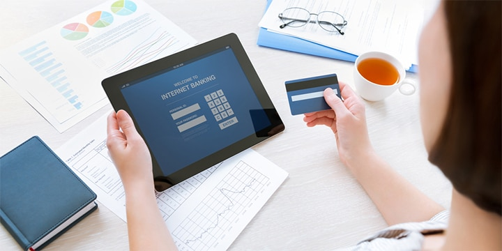 ネット銀行を使用するパソコンで注意しなければならないポイント