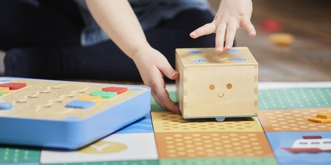 「Cubetto」 の紹介