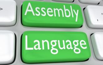 【第10位】Assembly language(アセンブリ言語)