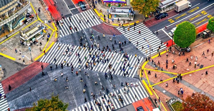 感性が刺激される街「渋谷」のWebデザインスクールで学ぶ