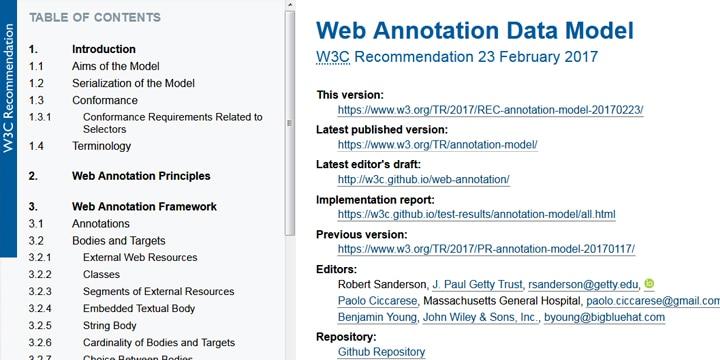 Webの新しいカタチ、「Web Annotation」とは