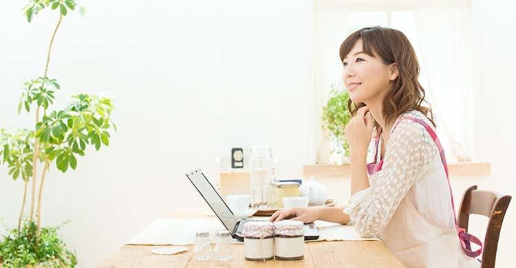 主婦が在宅ワークするならWebデザイナー!在宅で結婚後も働く秘訣