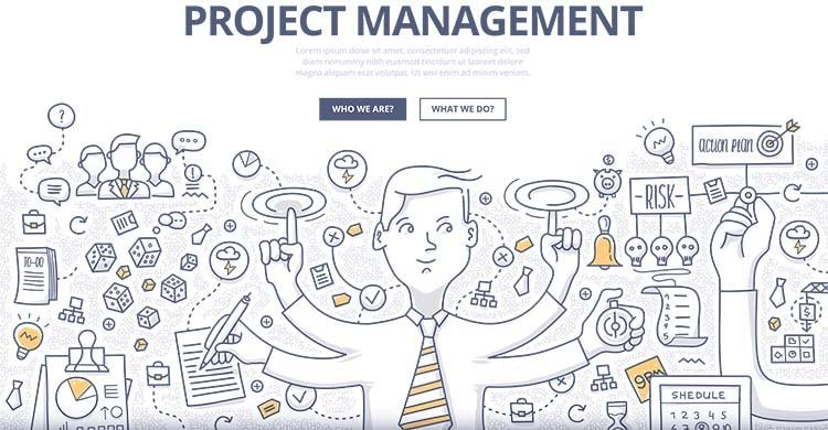 プロジェクトマネージャーとは?PMの仕事内容と年収